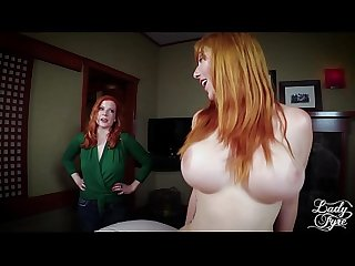 Aunt Lauren's Secret Visit PART 2 **FULL VID** Lauren Phillips & Lady Fyre