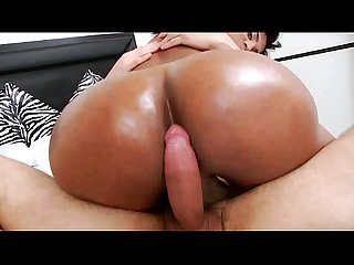 Shemale ass filled by her stud in her living room