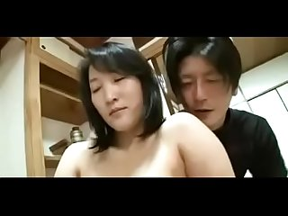 44yr old japanese wife squirts and creampied