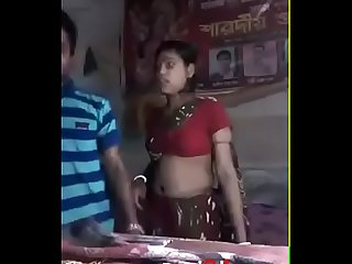 Desi bengali wife enjoyed by her lover in front of cam sexwap24 com