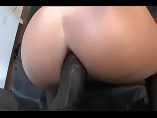 Michelle ferrari fucks black and white cock