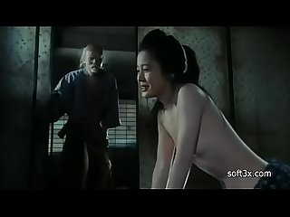 Japan softcore scene - Yuko Tanaka [ From Oshin ]