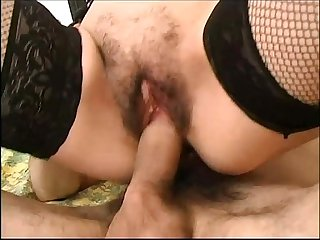 Amateur slut in Mask fucked and filmed