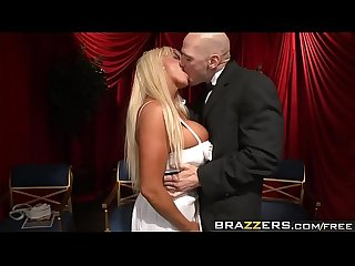 Brazzers - Milfs Like it Big - Fun at the Opera scene starring JR Carrington and Johnny Sins