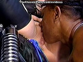 Chessie Moore, Dusty, Bridgett Monroe in classic sex scene
