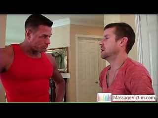 Braxton gets hard deep rubbing 2 by massagevictim