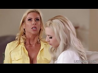 Lexi Belle and Alexis Fawx at Mommy's Girl