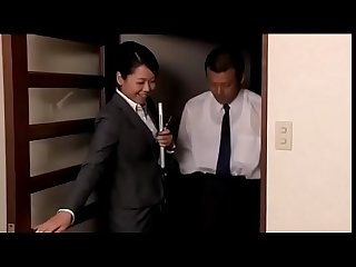 Japanese saleswoman of real estate gets forced lpar full colon shortina period com sol acvvpz rpar