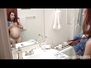 Pregnant Mary jane johnson 10