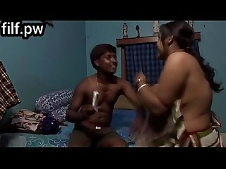 Desi Young boy fuck neighbour aunty badly at home // Watch Full 32 min Video At..