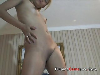 Blonde asian webcam model asiancamslive com philippines hotel
