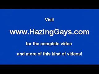 Gays testing college boys straightness