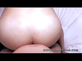 Innocent latina Teen erica avalos gets fucked by her cousin on exposedlatinas period com