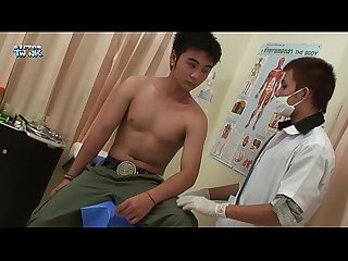 Doctor twink naughty checkup 2