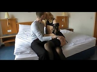 Cuckolding milf wife fucked by younger man