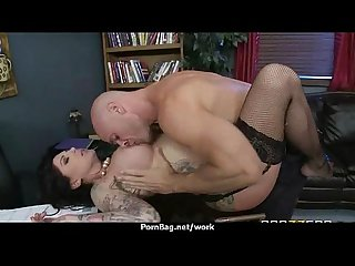 Mom working milf fucks her client 10