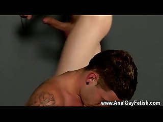Gay senior anal stories captive fuck slave gets used