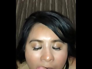Amateur wedding blowjob