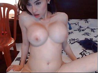 Latina Tetona nalgona culona cuerpazo webcam show live show part2