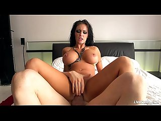 Livegonzo Jenna presley busty fucking slut takes it good