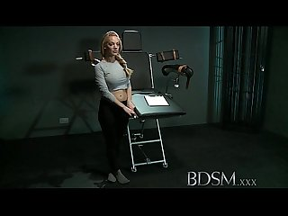 BDSM XXX First timer slave girls learn things the hardcore way