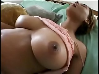 Latina Maid Gets Worshipped