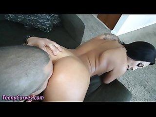 Bubble butt Slut fucked