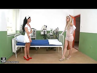 Sophie Moone and Bettina Dicapri Lesbian Fun