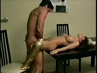 Classic teri weigel and peter north in last american sex goddess