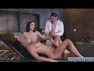 (Noelle Easton & Peta Jensen) Patient And Doctor Get Busy In Hardcore Sex Adventure..
