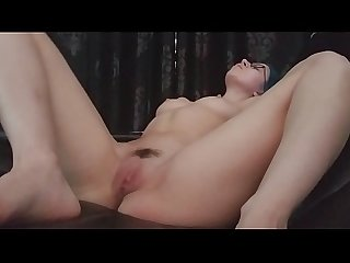 Masturbating in daddy s chair showing you my feet tits and pussy alex coal