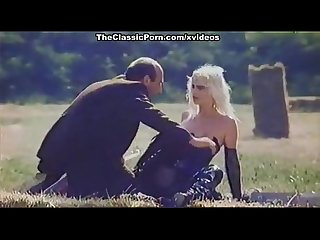 Cicciolina (Ilona Staller), Guido Sem, Anna Fraum in vintage xxx video