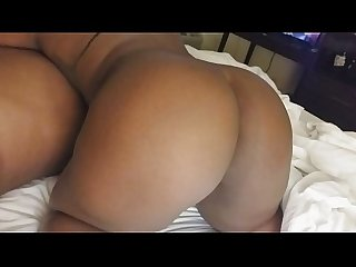 Watch me and my young girl get some hotel love. Fat trucker creampie