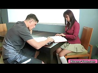 Webyoung teen fucked first time by boyfriend 09