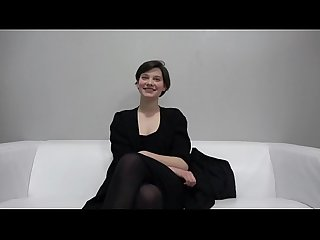 Interview porn movie casting beautiful girl