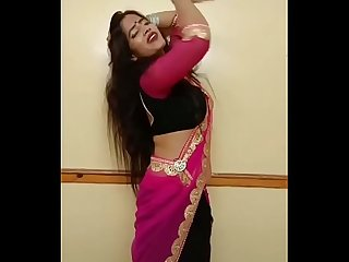 INDIAN OPEN NAVEL BELLY DANCE 84