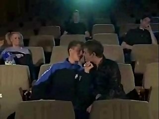 Bi sex at the movies