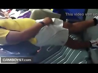 extremely hot boys bulging and touching on the bus - www.camboys7.com