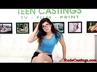 Spex teen cockriding at brutal sexaudition