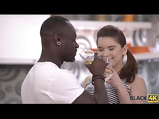 BLACK4K. Nice lady loves how big cock feels in her throat and pussy