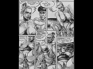 Big cock insane anal sex