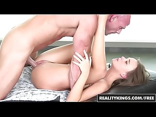 (Alexis Adams, Johnny Sins) - Sexy Time - Reality Kings