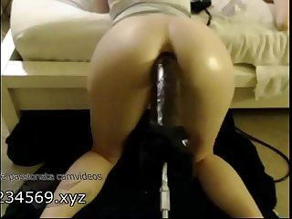 big sex machine with unicorn toy in the ass *from 1234569.xyz