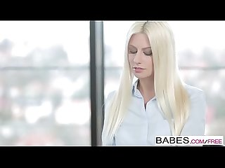 Babes - Office Obsession - (Jessie Volt, Viktor Solo) - Getting Dirty