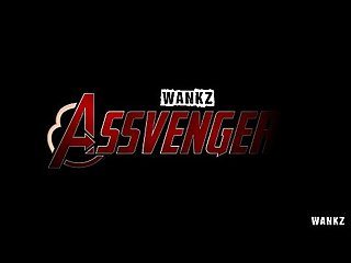 WANKZ- Assvengers Porn Parody with Marsha May