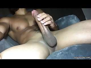 Watch This Huge Cumshot