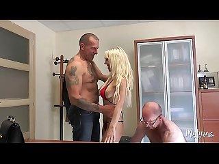 Latina folle de la bite