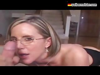 Deutsche Huge Cumshots delilah