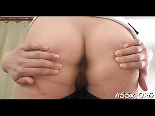 Raucous anal for busty asian honey