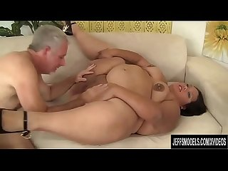 Fat and Fabulous Lorelai Givemore Has Her Fleshy Pussy Filled with a Cock